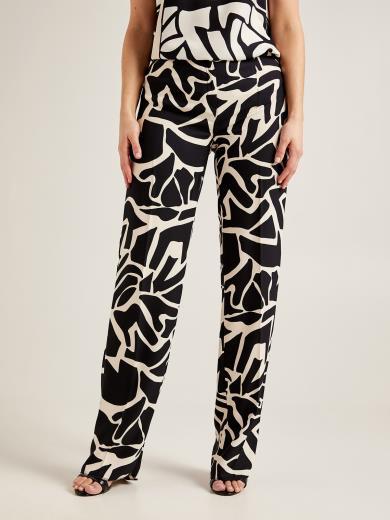 design senza tempo c2dc9 250a6 Pantaloni In Cady Elena Mirò