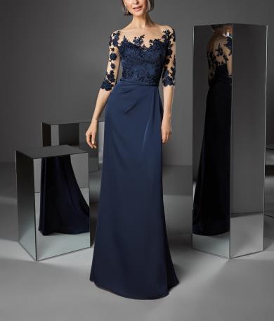 Abiti Eleganti Per Donna.Pronovias Cerimonia Abiti Eleganti Mary Boutique