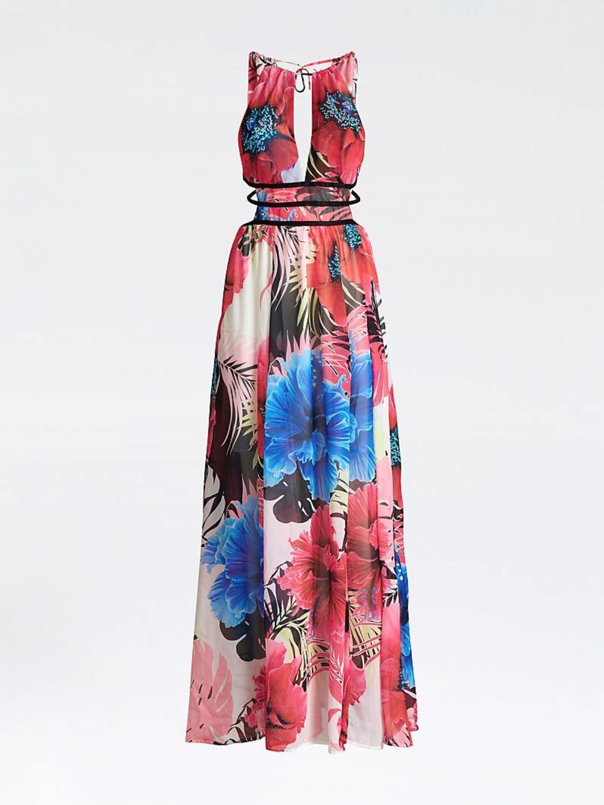 designer fashion 7407b 2a534 GUESS ABITO LUNGO