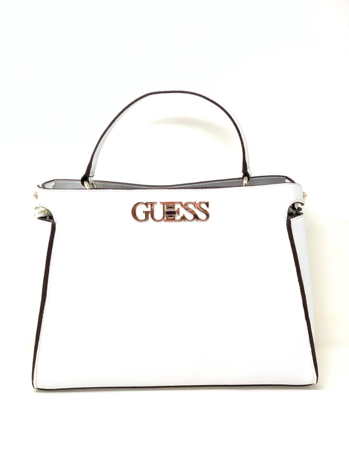 GUESS | Vegan bag a mano con tracolla removibile 2 aperture