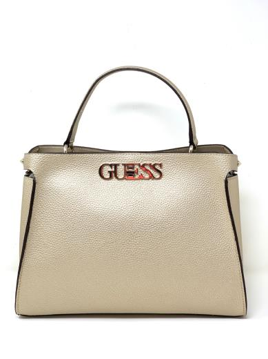 GUESS | 730106 | Vegan bag 2 manici con tracolla removibile.
