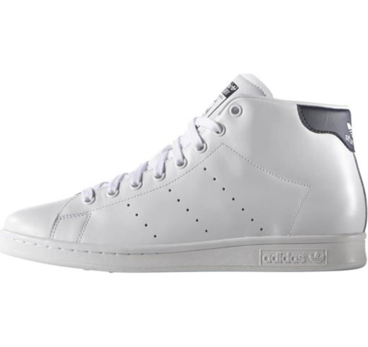 adidas stans smith collo alto