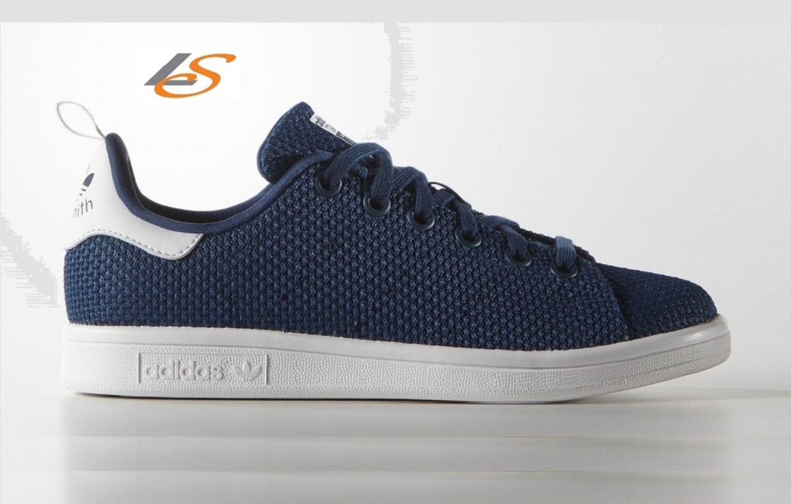 stan smith blu donna