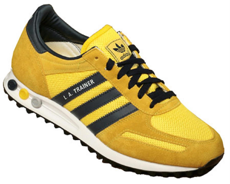 adidas uomo gialle