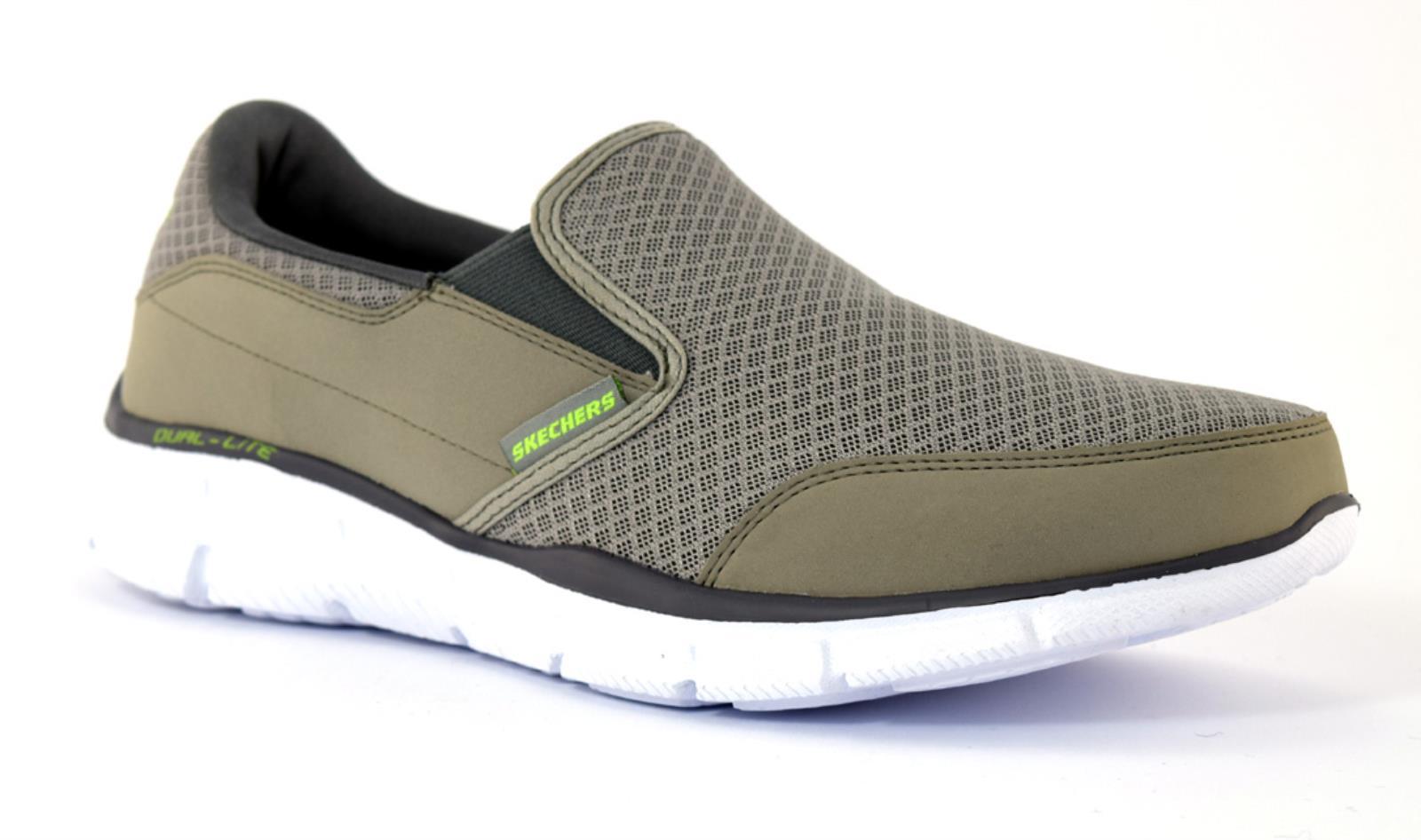 Skechers 51361 Persistent Gray Scarpe Uomo Memory Foam Sportiveslip On 44.  Informazioni su questo prodotto. Foto 1 di 2  Foto 2 di 2 cf9e2519ead