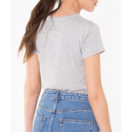 SHANA T-shirt basica girocollo 72761