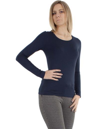 BUCLE' T-shirt girocollo A00018