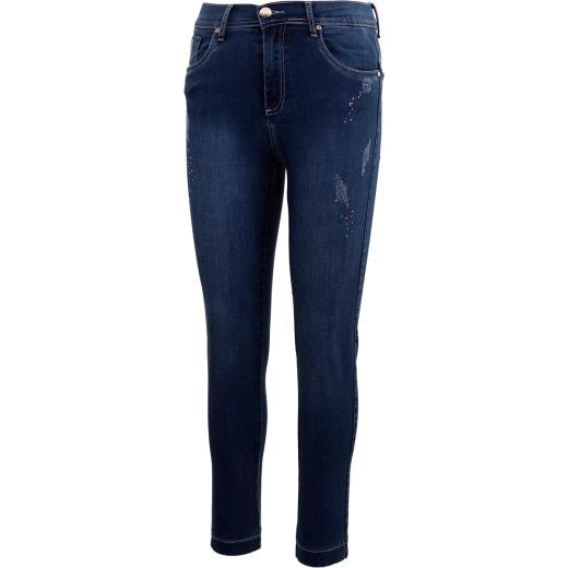 EMANUELA COSTA Pantalone jeans A00207