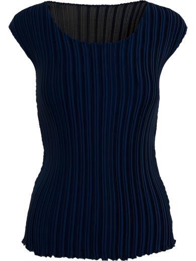 CARMEN Blusa plissettata elegante A00404
