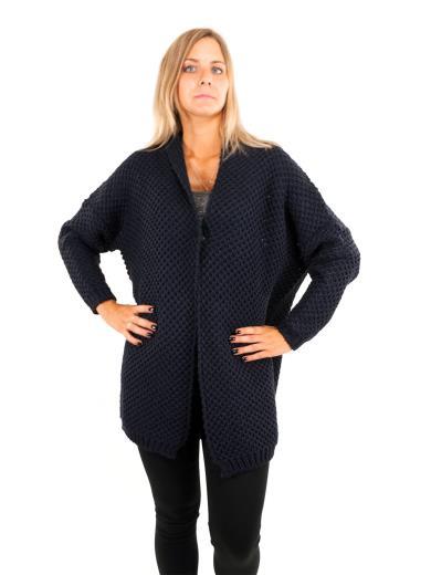 ESTEBAN Cappotto maglia A00590