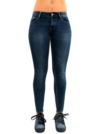 MISS BONBON Jeans skinny A00740