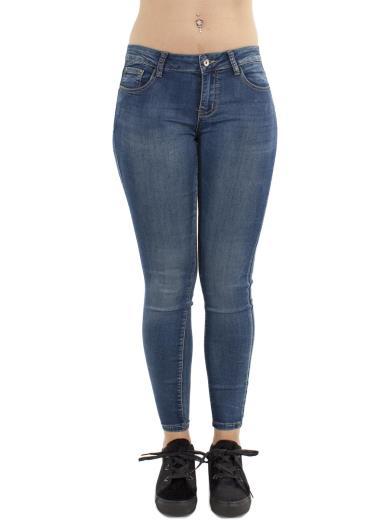 MISS BONBON Jeans elasticizzato A00937
