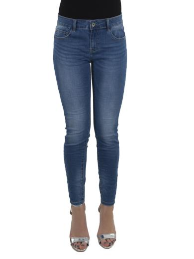 HAND WORK DENIM Jeans 5 tasche A01061
