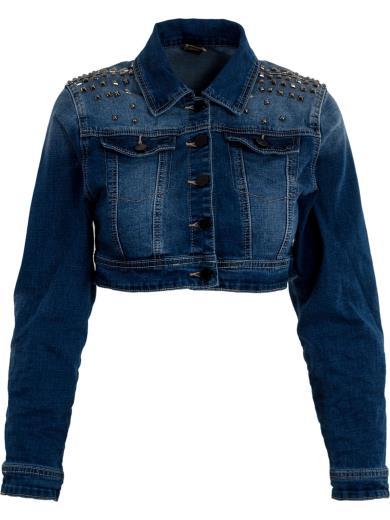 STRABELLO Giubbino jeans A01073