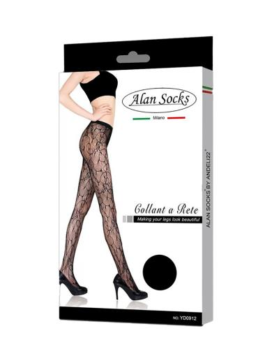 ALAN SOCKS Collant a rete A01079