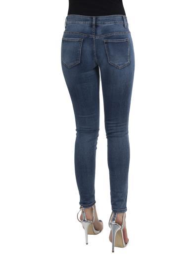 MISS BONBON Jeans skinny A01107