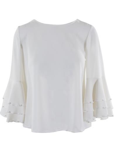 CARMEN UNICA Blusa perle A01168