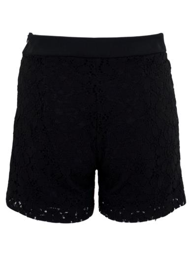 PAOLO CASALINI Shorts in pizzo A01210