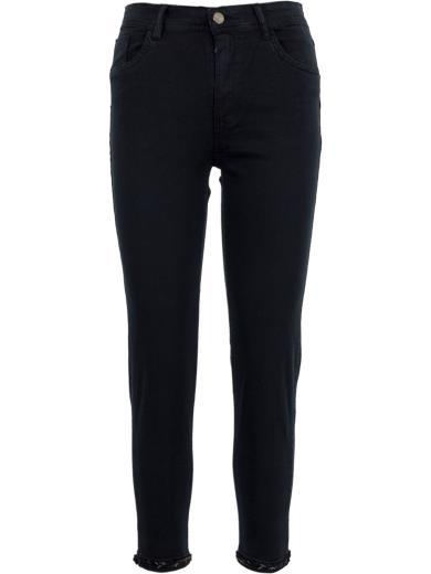 EMANUELA COSTA Jeans capri 5 tasche A01326