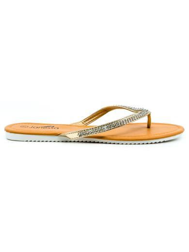 JANESSA Infradito gioiello A01430