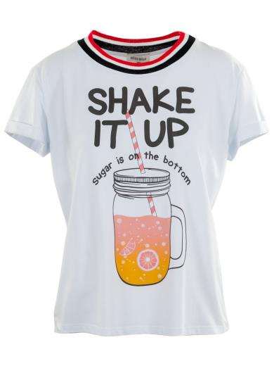 MISS MISS BY VALENTINA T-shirt shake It up CFC0039417004