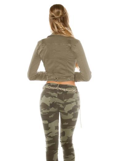 KOUCLA Giubbino jeans A00515