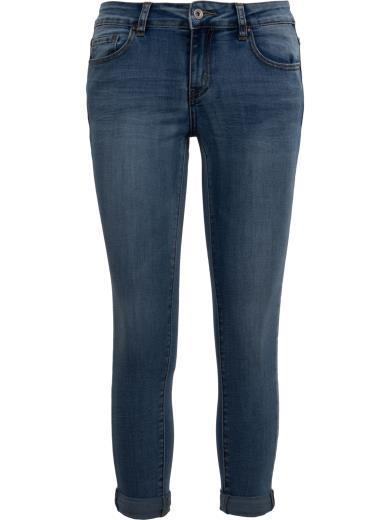 MISS BONBON Jeans skinny delave H7100