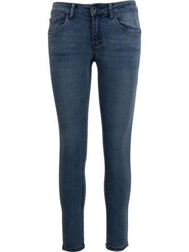 MISS BONBON Jeans skinny push up H7206