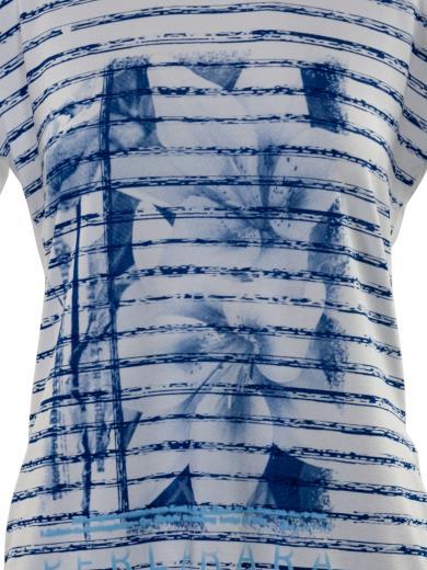 PERLARARA T-shirt girocollo V506