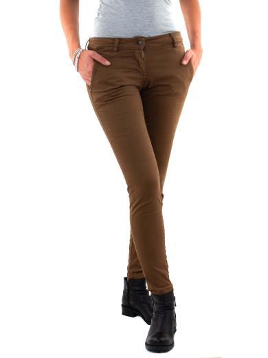 CARMEN UNICA Pantalone chino donna P72T5