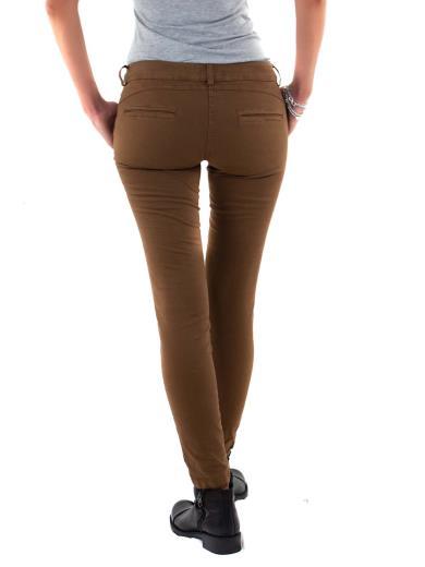 Pantalone chino donna P72T5