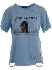 CARMEN UNICA T-shirt destroy A01177