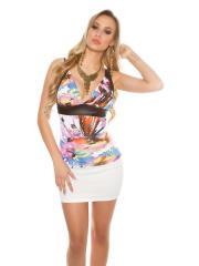KOUCLA Sexy top con fascia A01335