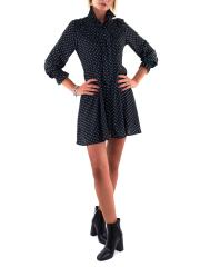 MISS MISS BY VALENTINA Vestito corto a pois CFC0040508004