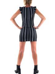 MISS MISS BY VALENTINA Vestito corto a tubino senza maniche CFC0040613004