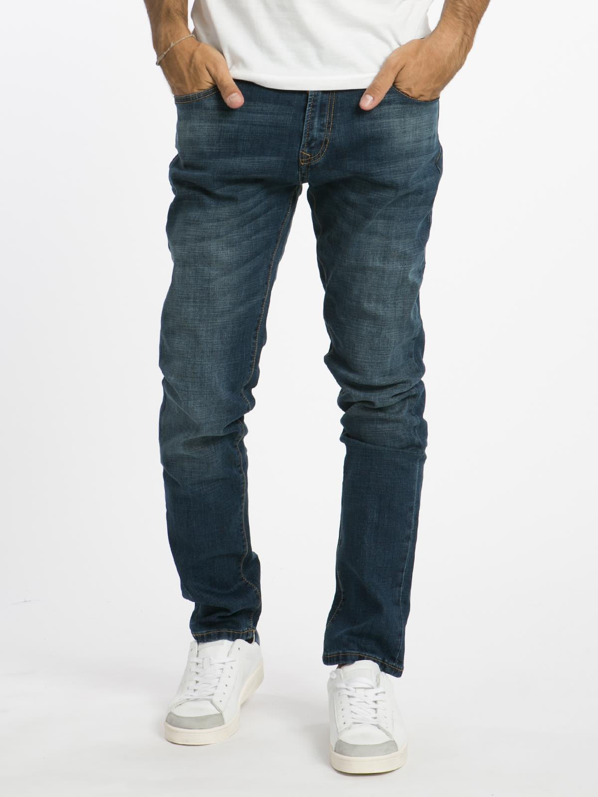 Slim 2017 Estate Jeans Fit Uomo hdsCtrxBQ