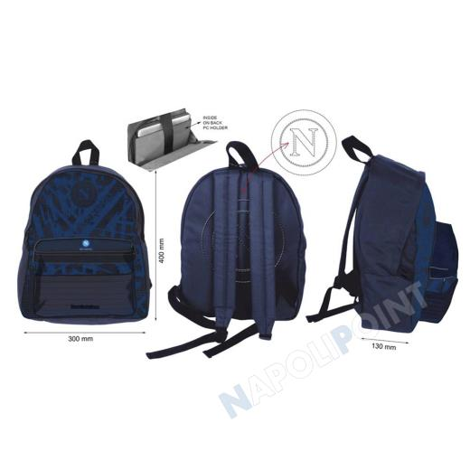 2c582546f9e1 ZAINO SSC NAPOLI - CARTELLA - NAPOLIPOINT.COM