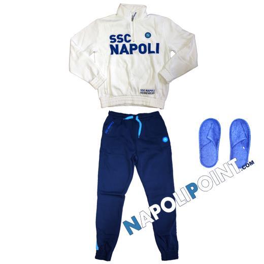 tuta Napoli personalizzata
