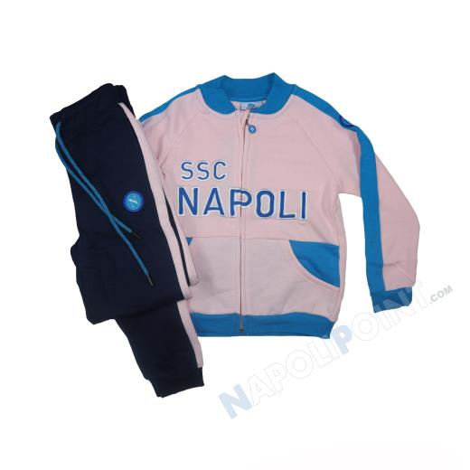 SSC Napoli Tutina+Pantalone+Cappello N90572