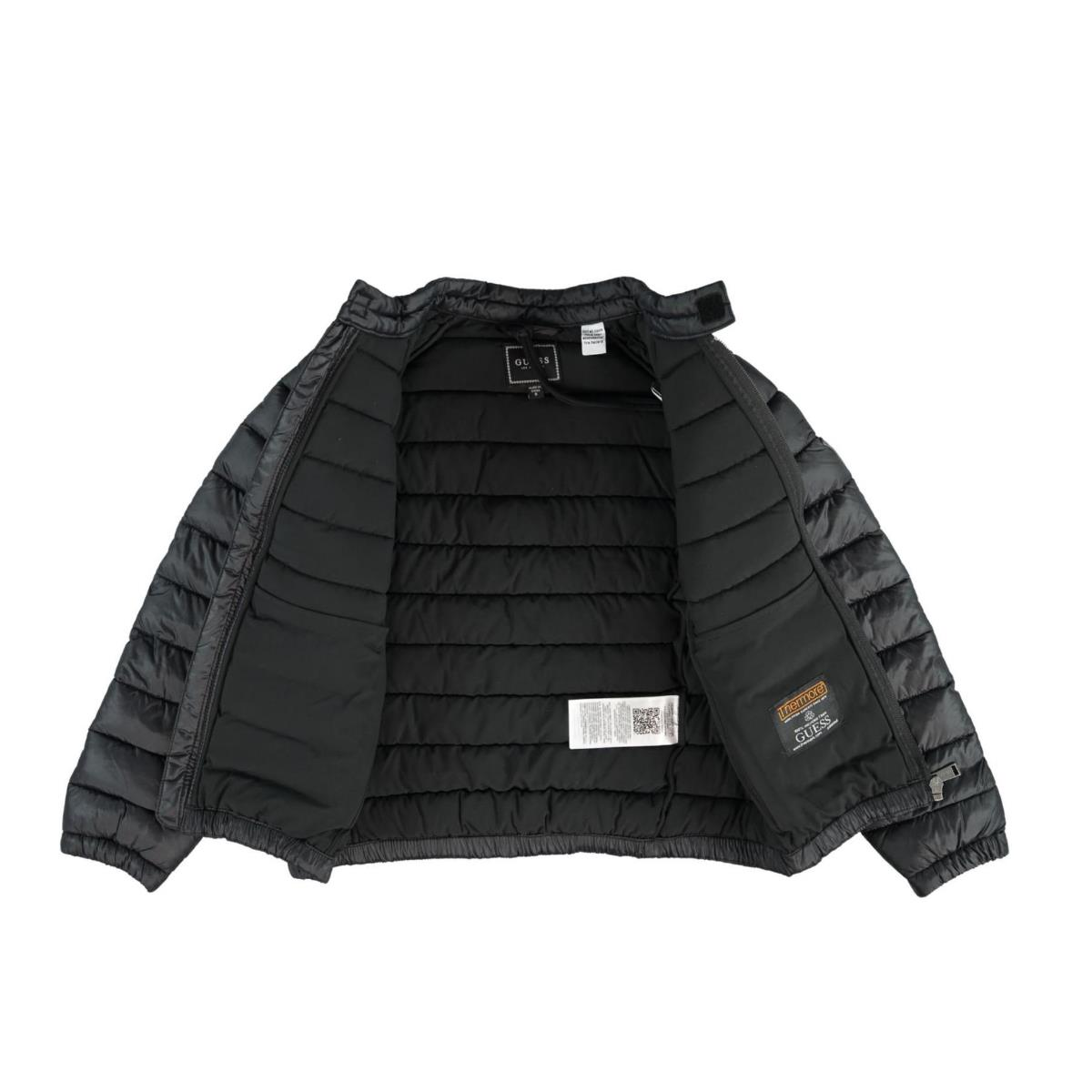 timeless design a04ef 2a997 Piumino Bomber Nero Guess Da Bambino|Shop Special Pricecs