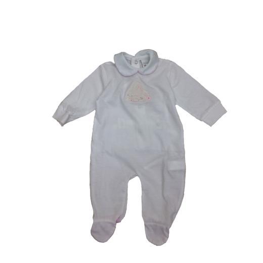 COCCODÈ Tutina maniche lunghe neonata Coccodè