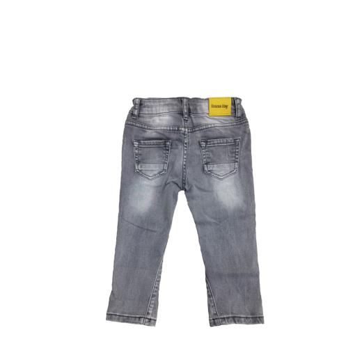 RONNIE KAY Jeans neaonato modello 5 tasche grigio Ronnie Kay