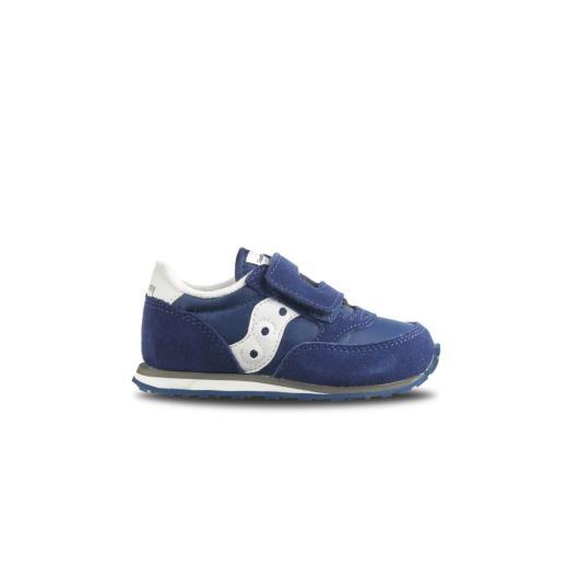 ufficiale elegante nello stile di prim'ordine Sneakers Bambino Blu-Cobalto Saucony Baby Jazz