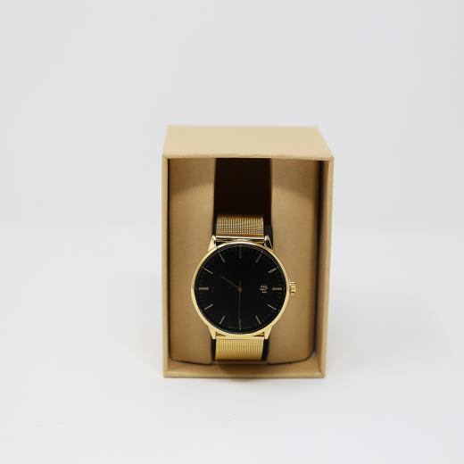 L10 TRADING CHPO WATCH GOLD/BLACK