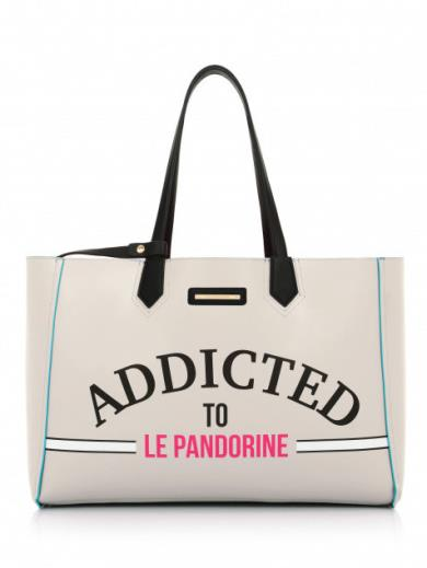 LE PANDORINE reversibile flower addicted