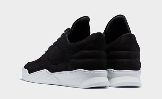 FILLING PIECES LOW TOP GHOST