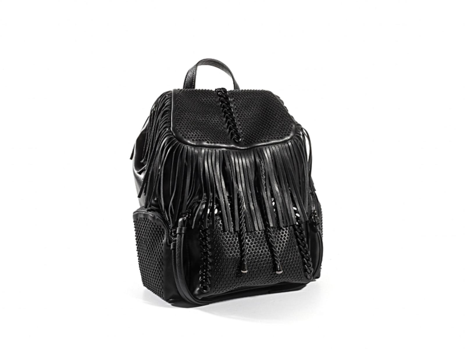 8524aff0bd La Carrie Bag Zaino 191-z-220-ep/bl-bl | Am Boutique