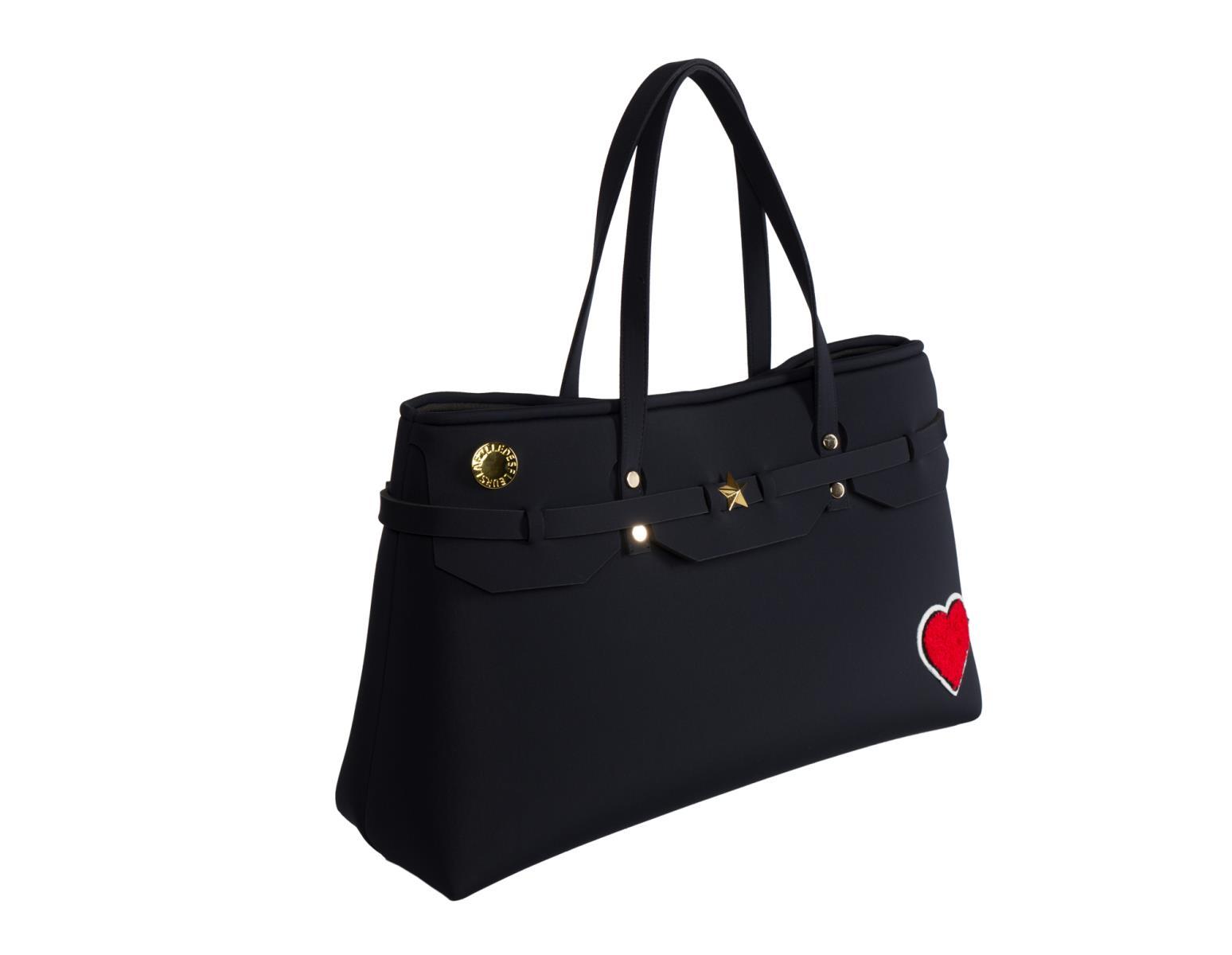 7d9ee758d6 La Fille Des Fleurs Borsa Shopping 0101 athena lycra   AM Boutique