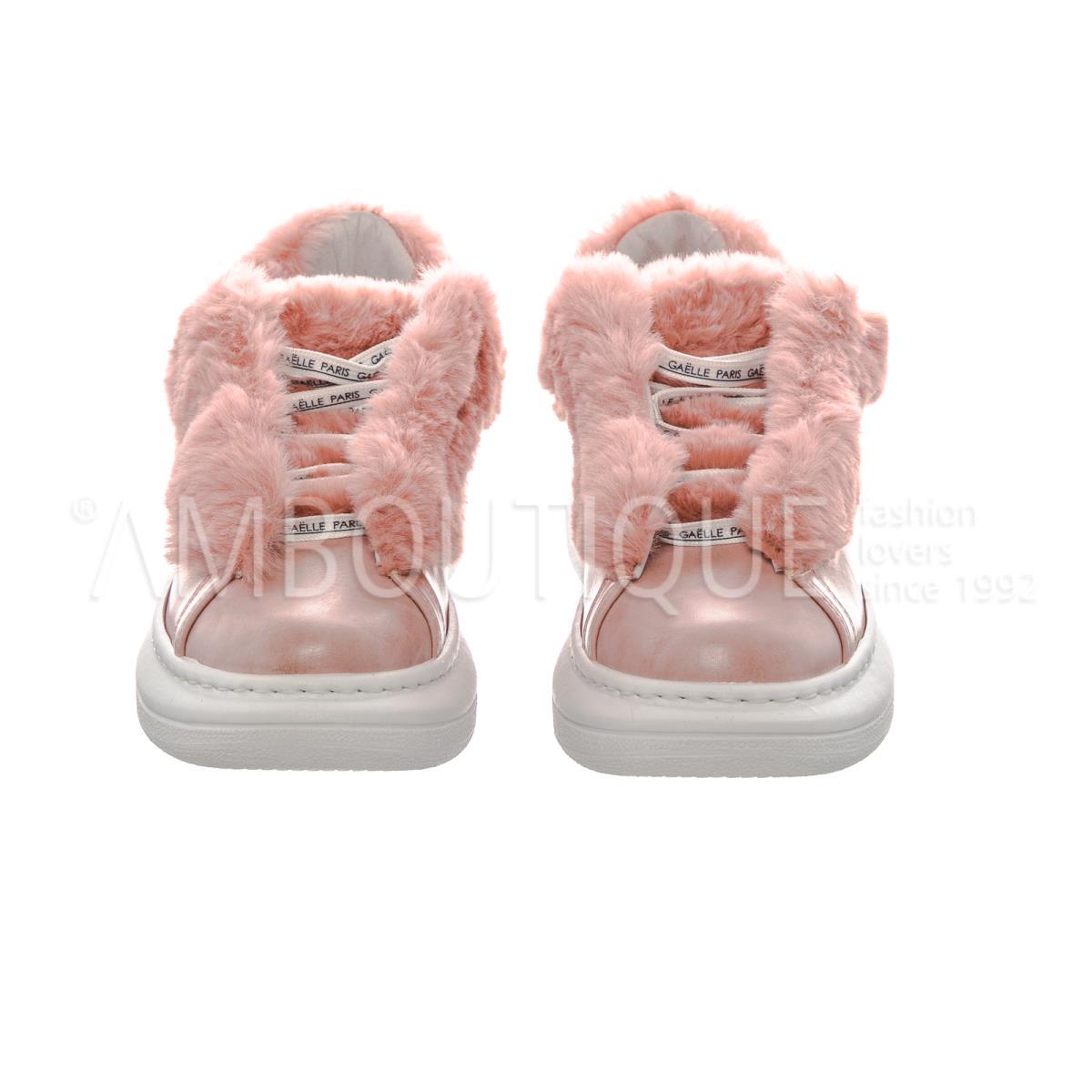 brillantezza del colore vera qualità professionale più votato Gaelle Paris Sneakers