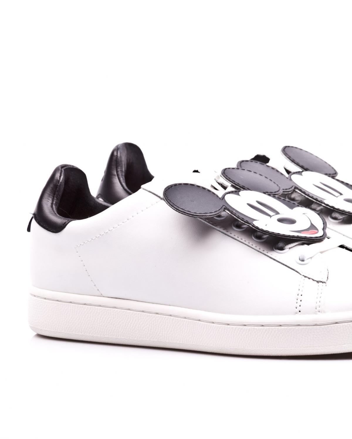 foto ufficiali 397ce 0a3cf scarpe topolino moa